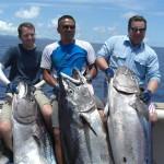 Fishing at Matava on Kadavu, Fiji