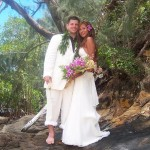 Matava Wedding on private beach in Fiji
