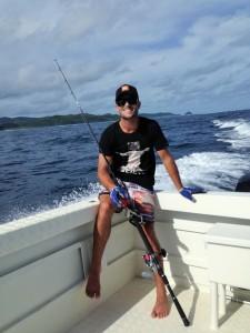 New Sportfishing boat