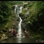 Trekking on Kadavu, Fiji